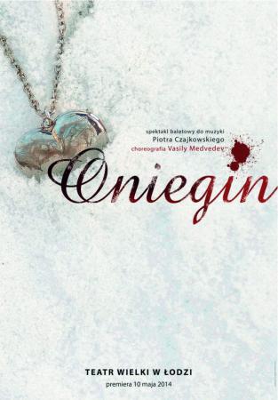 """Zdjęcie: Łódź: Teatr Wielki """"Oniegin"""" – chor. Vasily Medvedev"""