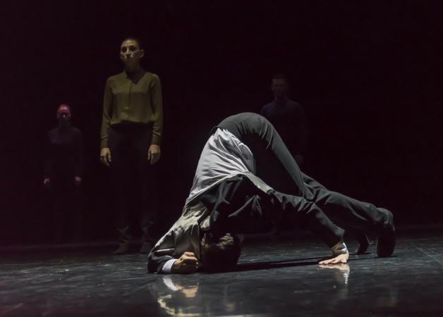 """Zdjęcie: Warszawa/Scena Tańca Studio 2016/III: Teatr Tańca Caro """"Mrowisko"""""""