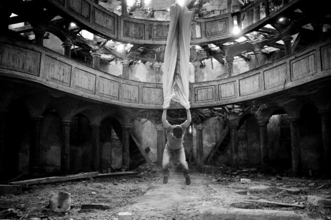 """Zdjęcie: Wrocław/""""BodyConstitution 2016"""": Studio Matejka """"Przeciwstawienia – wyjście poza schemat"""" – pokaz pracy"""