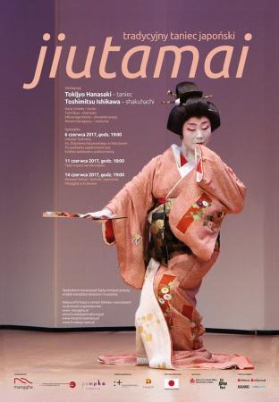 Zdjęcie: Warszawa: Jiutamai – klasyczny taniec i muzyka Japonii