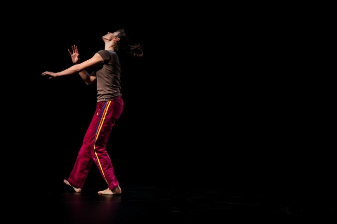 """Zdjęcie: Bytom/Teatr ROZBARK: """"LUTOSFERY"""": Paweł Sakowicz, Ula Zerek, Przemek Kamiński, Weronika Pelczyńska"""