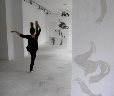 """Zdjęcie: Warszawa: Format Zero """"Dancebody. Instalacja"""" – performans taneczny"""