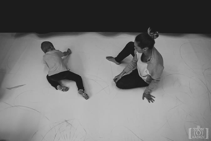 """Zdjęcie: Gdańsk/Scena dla Tańca 2016/Taneczna misja vol. 2: Alicja Morawska-Rubczak we współpracy z Opolskim Teatrem Lalki i Aktora im. A. Smolki """"LABirynt"""""""