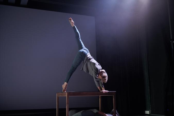 """Zdjęcie: Warszawa: Teatr Tańca Zawirowania """"Real Love"""" – chor. Daniel Abreu"""