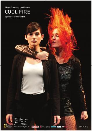 """Zdjęcie: Gdańsk/Opera Bałtycka: Bałtycki Teatr Tańca """"Cool fire/No more play/Six dances"""" – chor. Izadora Weiss i Jiří Kylián"""