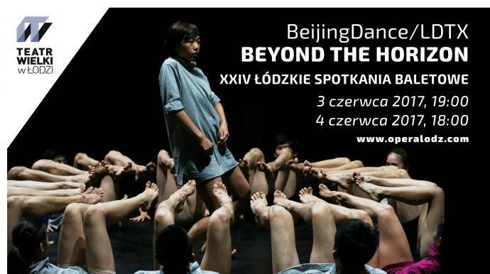 "Zdjęcie: Łódź/XXIV Łódzkie Spotkania Baletowe: Beijing Dance/LDTX ""Beyond the Horizon"" – chor. Jacek Przybyłowicz, LI Han-zhong, MA Bo"
