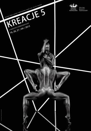 """Zdjęcie: Warszawa/Teatr Wielki: """"Kreacje 5"""" – warsztat choreograficzny PBN"""