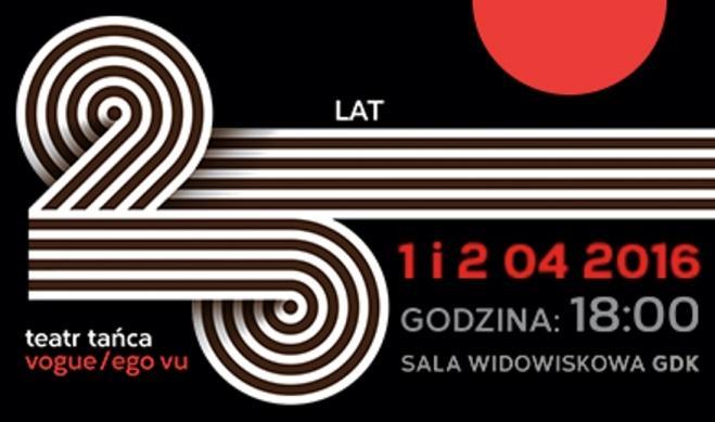 Zdjęcie: Gryfino: Jubileusz 25-lecia Teatru Tańca EGO VU – koncert