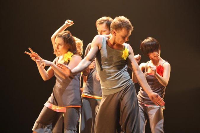 """Zdjęcie: Poznań: Polski Teatr Tańca """"Open field"""" i """"Tysiąc kolorów"""""""
