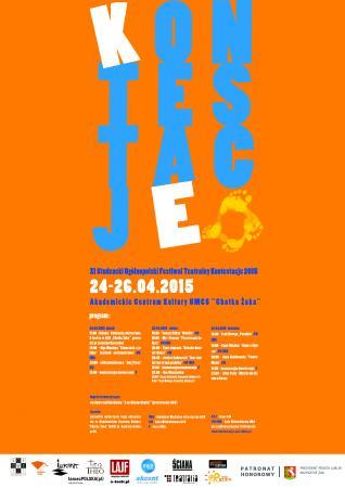 """Zdjęcie: Lublin/XI Festiwal """"Kontestacje"""": Olga Maciupa """"Kłamczuch z Placu Litewskiego"""" – czytanie performatywne"""