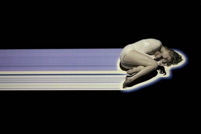 """Zdjęcie: Lublin/XX Międzynarodowe Spotkania Teatrów Tańca/Kino Mistrzów Tańca: Chunky Move (Australia) """"Glow"""""""
