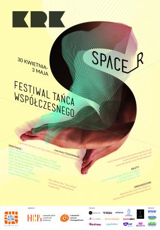 Zdjęcie: Kraków: Festiwal Tańca Współczesnego SPACER 2015