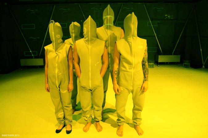 """Zdjęcie: Łódź/III Retroperspektywy 2014: Teatr Chorea """"Muzg"""""""