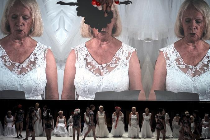 """Zdjęcie: Poznań: Polski Teatr Tańca """"Dlaczego na trzy, skoro na dwa?"""" – czwartkowe rozmowy o tańcu"""