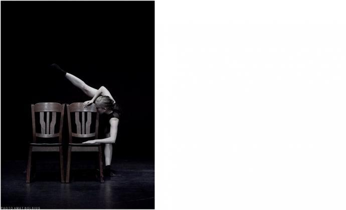 Zdjęcie: Bytom/ŚTT: Listopadowe warsztaty tańca współczesnego – Dagmar Wesselius i Maciej Piotr Beczek