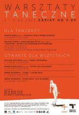 Zdjęcie: Gdański Festiwal Tańca