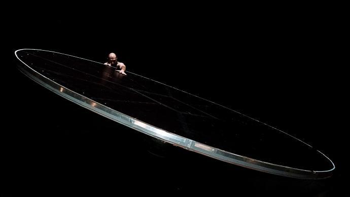 """Zdjęcie: Lublin/XX Międzynarodowe Spotkania Teatrów Tańca: Don Gnu (Dania) """"N.A.R.G. – North Arena Rumble Game"""""""