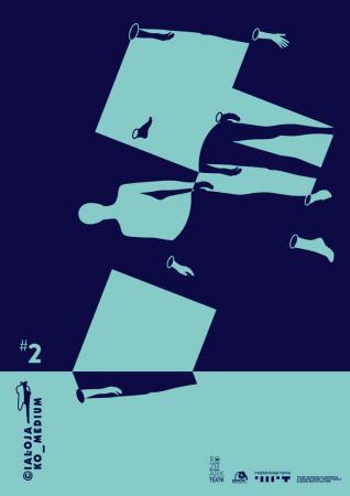 """Zdjęcie: Bytom/Myśl w ruchu 2016: Teatr ROZBARK """"Ciało jako medium #2"""" – finał projektu Anny Piotrowskiej"""