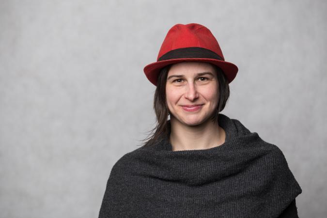 """Zdjęcie: Kraków: Małgorzata Haduch """"Kompozycja w praktyce: partytury choreograficzne"""" – warsztaty"""