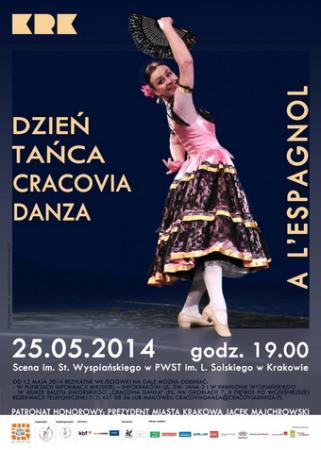 """Zdjęcie: Kraków: Dzień Tańca z """"Cracovia Danza"""" 2014"""