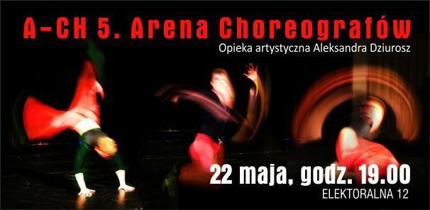 Zdjęcie: Warszawa/Scena A-CH.5 Arena Choreografów – Wieczór Młodych Choreografów