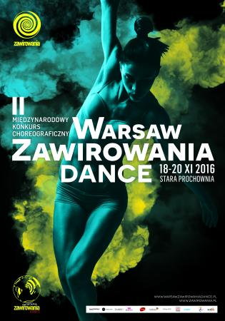 Zdjęcie: Warszawa: Warsaw Zawirowania Dance – II Międzynarodowy Konkurs Choreograficzny