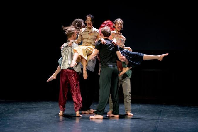 """Zdjęcie: Warszawa: BODYTALK/Polski Teatr Tańca """"Jewrope"""""""