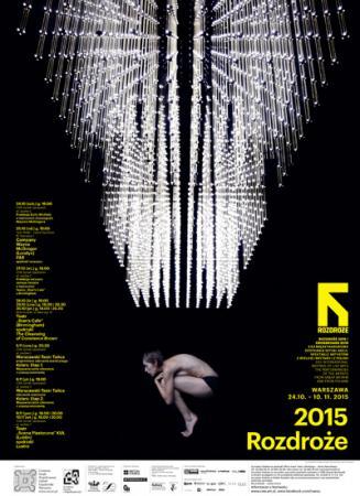Zdjęcie: Warszawa: XXII Międzynarodowe Spotkania Sztuki Akcji ROZDROŻE 2015. Spektakle artystów z Wielkiej Brytanii i z Polski