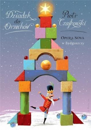 """Zdjęcie: Bydgoszcz: Opera Nova """"Dziadek do orzechów"""" – chor. Paul Chalmer"""