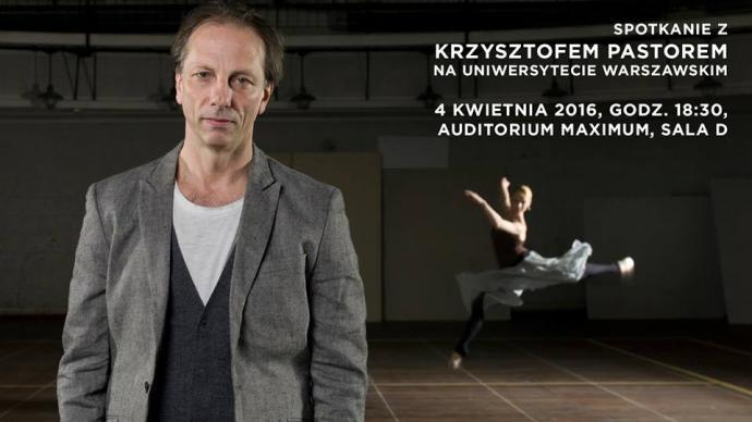 Zdjęcie: Warszawa: Spotkanie z Krzysztofem Pastorem na Uniwersytecie Warszawskim