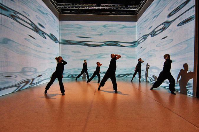 """Zdjęcie: Warszawa/Scena Tańca Studio III: Lubelski Teatr Tańca """"Stalking Paradise"""""""