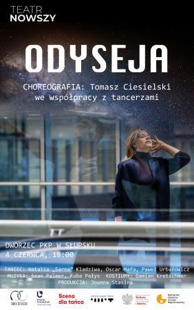 Zdjęcie: Słupsk/Scena dla tańca 2021: Tomasz Ciesielski Odyseja