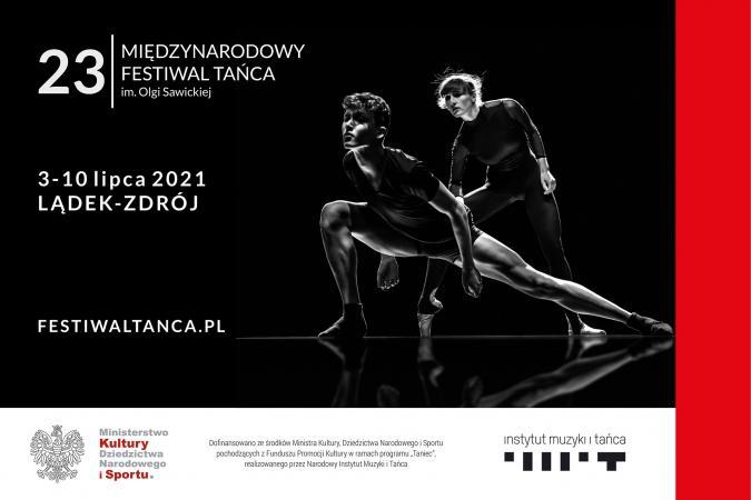 Zdjęcie: Lądek-Zdrój: 23. Międzynarodowy Festiwal Tańca im. Olgi Sawickiej