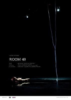 """Zdjęcie: Lublin/Weekend Tańca: Maciej Kuźmiński """"Room 40"""""""