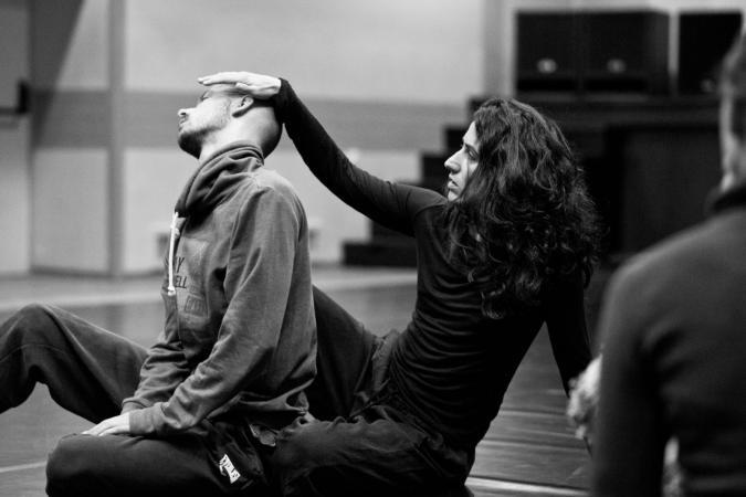 Zdjęcie: Olsztyn/Olsztyński Teatr Tańca: Warsztaty z Antonellą Boccadamo