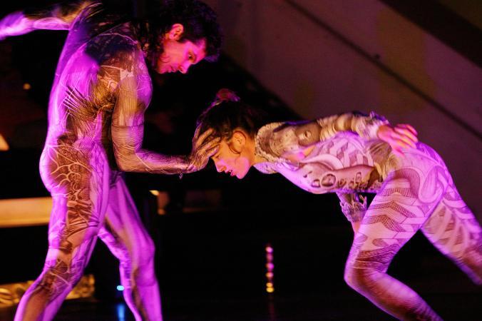 Zdjęcie: Białystok/XXIX Dni Sztuki Współczesnej: Warsztaty taneczne z Maria Kong Dancers Company