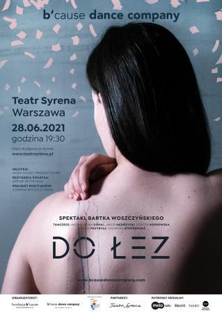 Zdjęcie: Warszawa: Bcause Dance Company Do łez  chor. Bartek Woszczyński