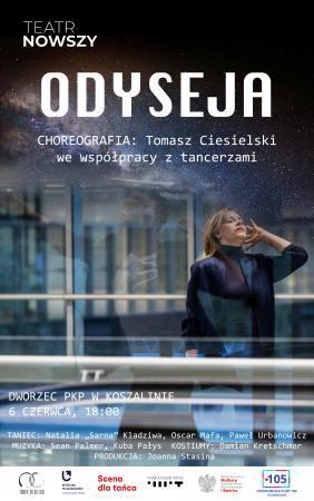 Zdjęcie: Koszalin/Scena dla tańca 2021: Tomasz Ciesielski Odyseja