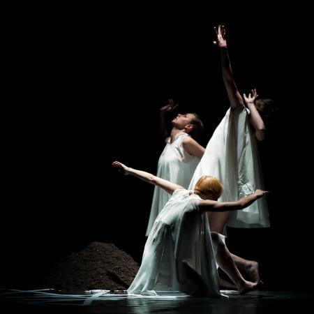 """Zdjęcie: Warszawa/Scena Tańca Studio 2016/III: Warszawski Teatr Tańca """"Kontrasty"""" – chor. Aleksandra Dziurosz"""
