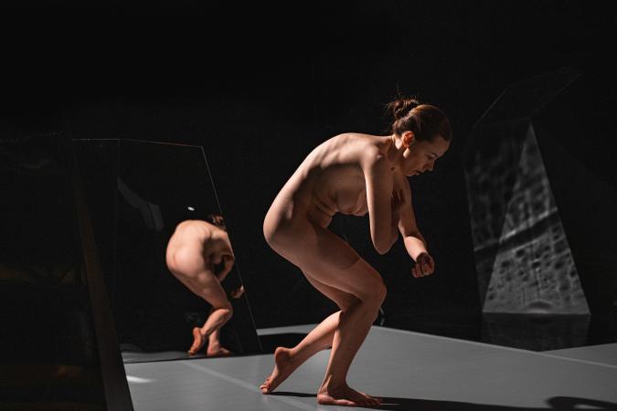 Zdjęcie: Warszawa/Nowy Teatr/Poszerzanie pola: Agnieszka Kryst Expiria