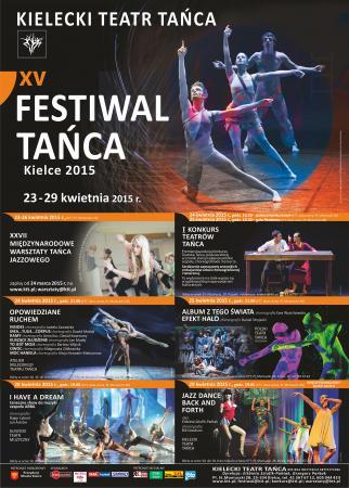 Zdjęcie: Kielce: XV Festiwal Tańca Kielce 2015