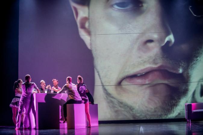 "Zdjęcie: Poznań: Polski Teatr Tańca ""Percepcja"", ""Nondescript"" – chor. Urszula Bernat-Jałocha"