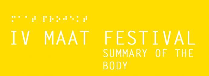 Zdjęcie: Lublin: IV Maat Festival/KonfrontacjeTeatralone: Summary of the body