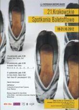 Zdjęcie: Krakowski Teatr Tańca