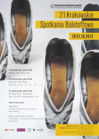 Zdjęcie: Kraków: XXI Krakowskie Spotkania BaletOFFowe