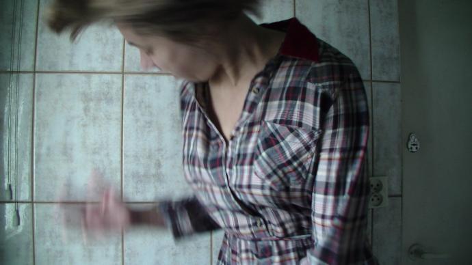"""Zdjęcie: Poznań/Co z tym tańcem?/Solo Projekt 2012: Marzena Krzemińska""""5-7-5 HAIKU"""""""