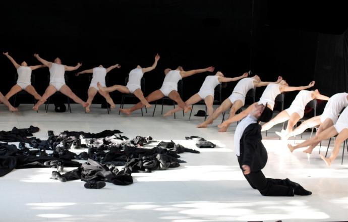 """Zdjęcie: Kraków/Festiwal KRoki: Polski Teatr Tańca """"Minus 2"""""""