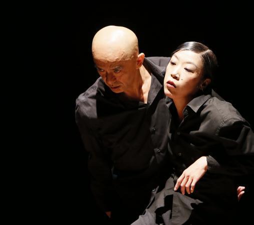 """Zdjęcie: Kraków/""""Kantor_Tropy""""/Maszyna choreograficzna 2015: Saburo Teshigawara/KARAS (Japonia) i Amareya Theatre & Guests """"Kantor_Tropy: ON A SUNNY DAY"""""""