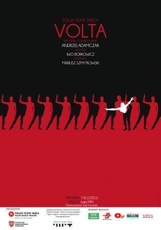 """Zdjęcie: Koszalin: Polski Teatr Tańca """"Volta"""" – chor. Andrzej Adamczak"""