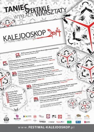 Zdjęcie: Białystok: Festiwal Kalejdoskop 2014